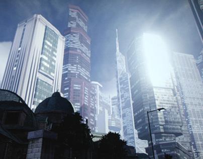 Virtual Tourism : Hong Kong