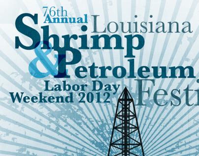 Shrimp & Petro Poster