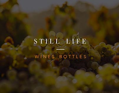 STILL LIFE - Wines