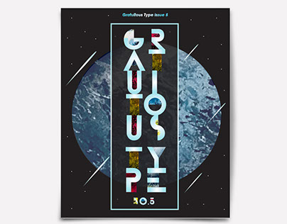 Gratuitous Type Cover (V.2)