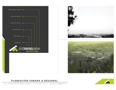 Portafolio Planeación Urbana & Regional