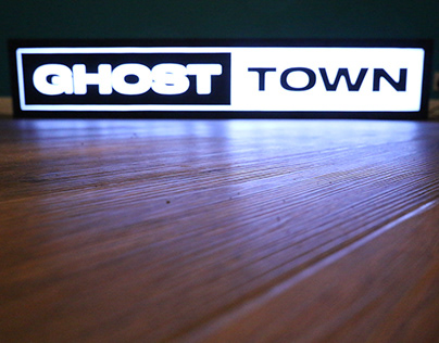 Ghost Town - Light Box