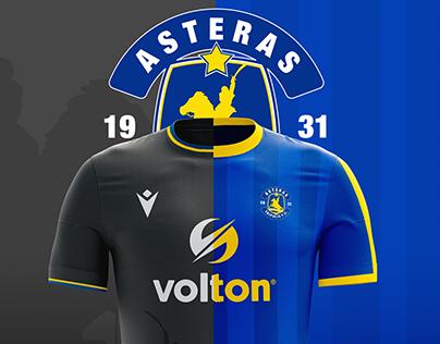 20'-21' Jersey Kit | Asteras Tripolis