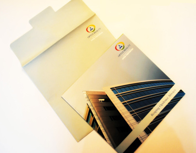 Optus Realty- Brochure Design