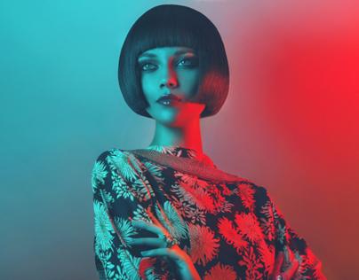 Michalis Anousakis Hair Design W/2012