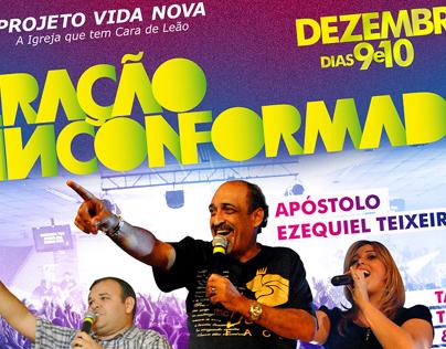 Geração de Inconformados 2011.