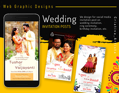 Web_Graphic with Creative Works