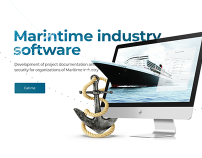 Marintime industry software development