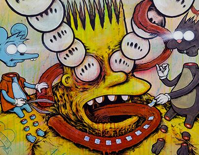 Bestreet BootlegBart - Bart Takes a Trip