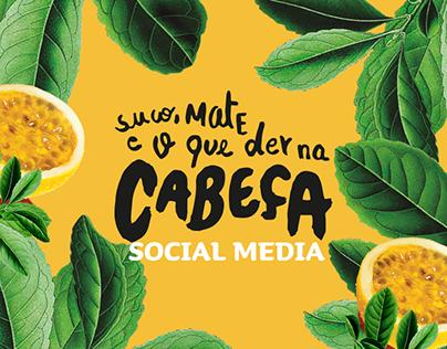 Social Media | Suco Cabeça