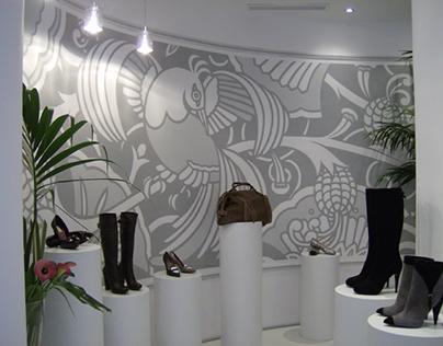 Interior design - Maison Nipi shop Vigevano PV