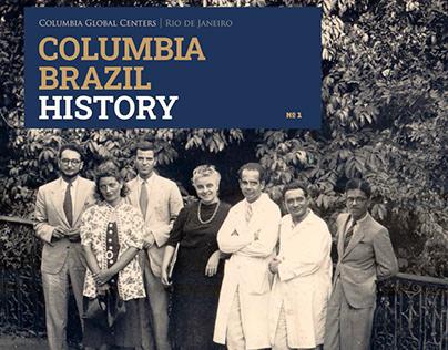 Columbia Brazil History