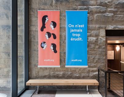 Érudit — Campaign