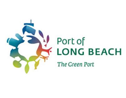 Freelance Graphic Design - The Port of Long Beach