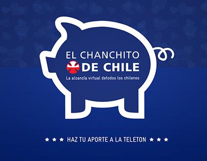 Banco de Chile / Teletón