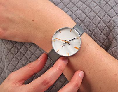 Seven, die etwas andere Uhr