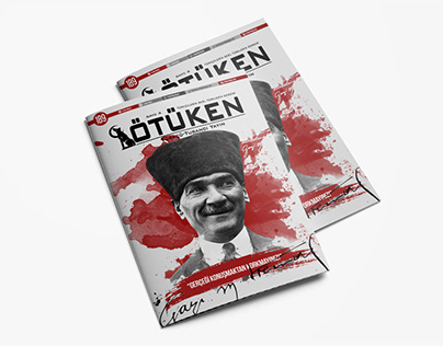 Ötüken Dergisi - 189 Kapak