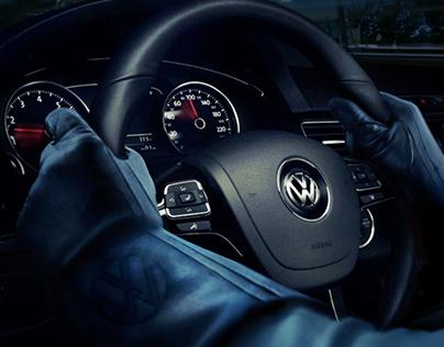 Volkswagen digital art
