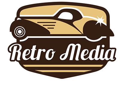 Retro Media - logo