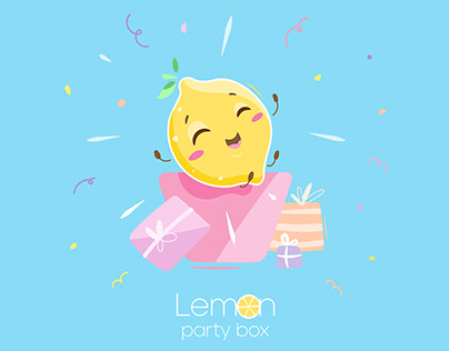 Lemon Party Box