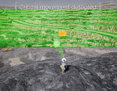 Slope Stability 2020 Mining CGI Animation Videos