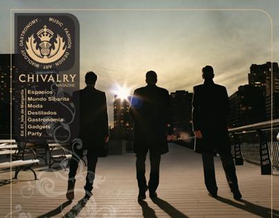 CR18 Chivarly Magazine