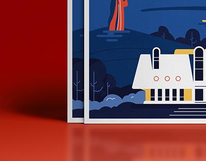 Poster design ❘ illustration