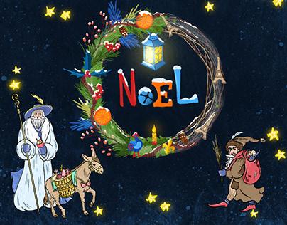 Noël en France / Christmas in France