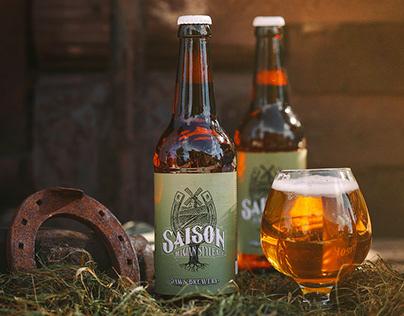 Saison. Jaws Brewery.