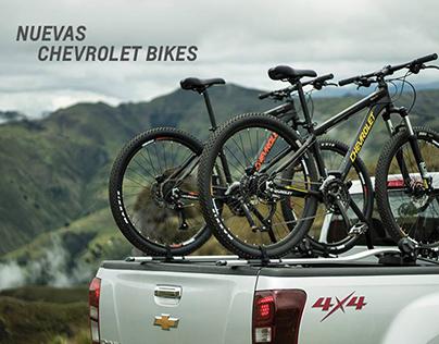 Chevrolet Bikes Digital Campaing
