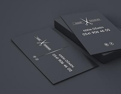 Hair Design Card