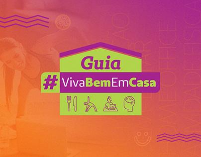 Guia Viva Bem em Casa - Unimed Londrina