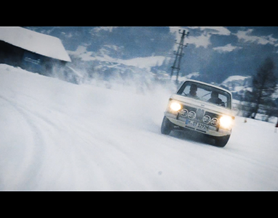 BMW Classic Wintersport Film