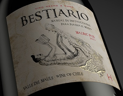 Bestiario by House · Morande · Wine of Chile