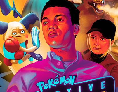 Pokemon: Detective Pikachu - Alternate Movie Poster