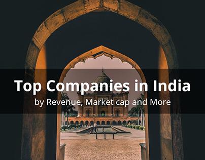 India Companies Ranking