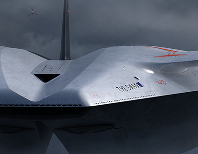 The Swan Space Shuttle concept