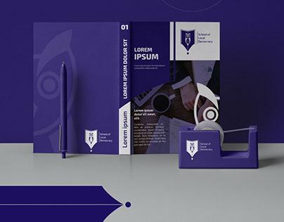 SLD logo design, branding