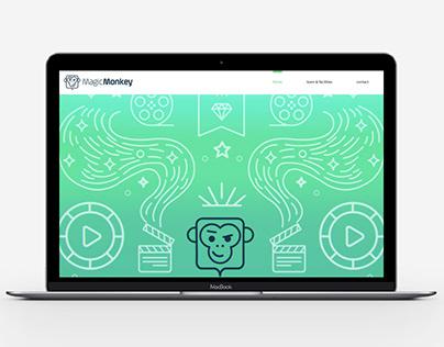 MagicMonkey Wordpress Website