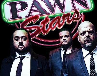 Pawn Stars Key Art
