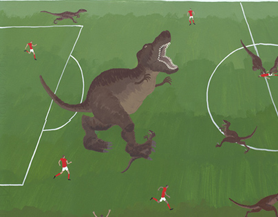 Dinosaurs and Sport