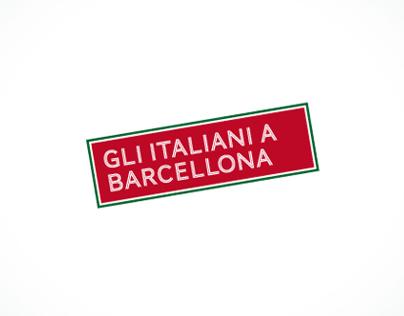 Gli Italiani a Barcellona