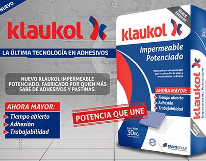 Banners animados en gif para Klaukol