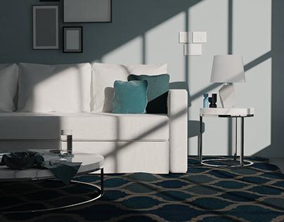 3D models & renders