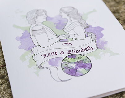 Wedding Printdesign