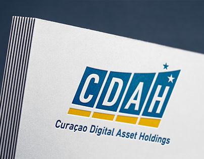 CDAH - Brand and Logo Design