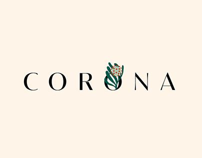 Corona flower, Poetics posters