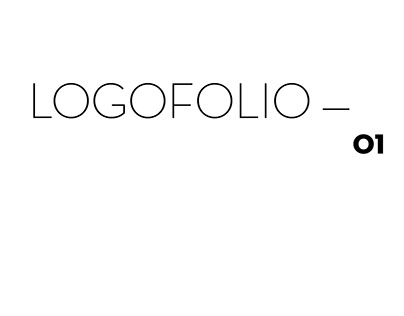LOGOFOLIO / Collection 016-017