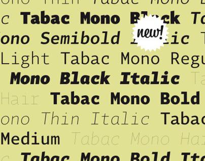 Tabac Mono