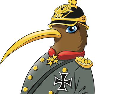 Prussian Kiwi